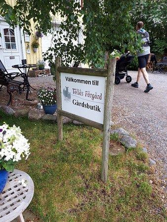 Töllås Fårgård Sommarcafé
