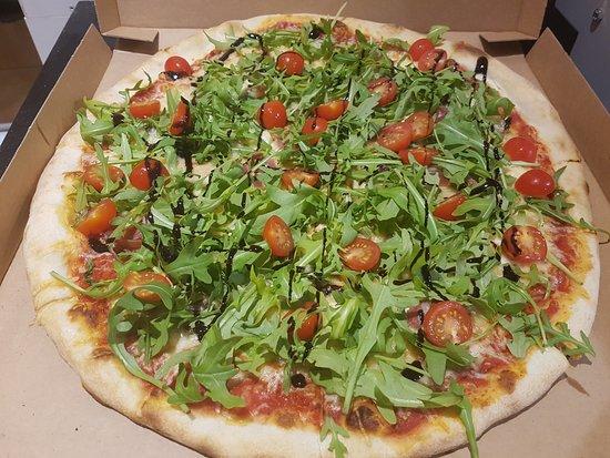 Pizza 721: LA PATOU