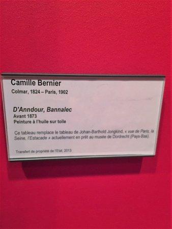Musée des Beaux-Arts: tant de belles choses à voir de styles si différents