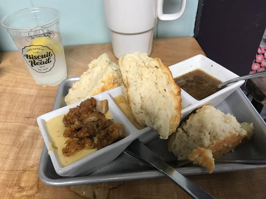Everything I could hope for in a southern breakfast!
