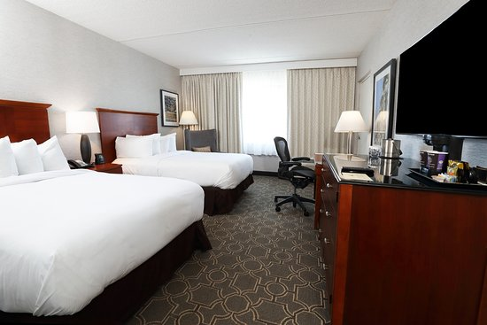 Doubletree Hotel Boston/Westborough: Double Bed room