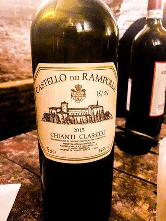 Il Battistero Siena Fine Wines Shop: My Favorite Wine of the Two