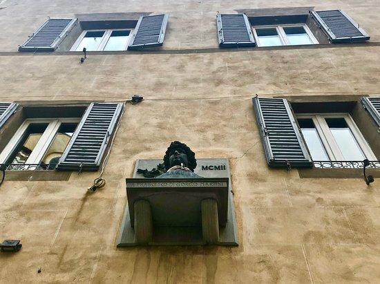 Il Battistero Siena Fine Wines Shop: Exterior