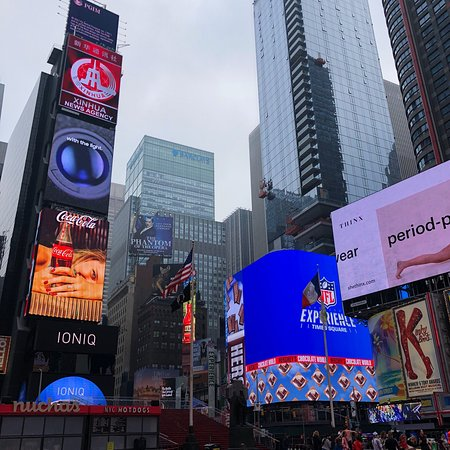 W New York - Times Square Photo