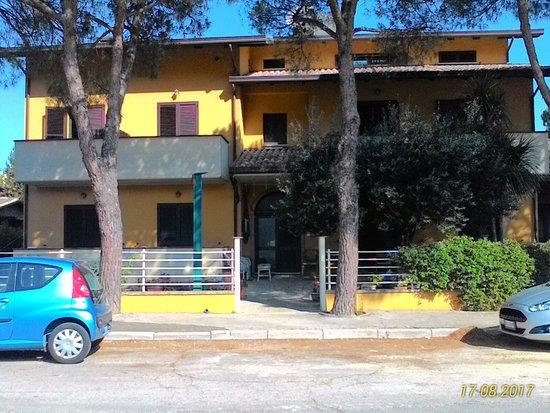 San Clemente, Italia: esterno del B&B