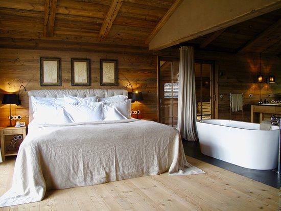 San Luis Retreat Hotel & Lodges: Bedroom
