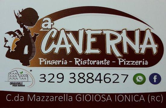 Gioiosa Ionica, Włochy: A Caverna Pinseria