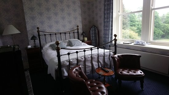 Thornton Lodge: Nice room