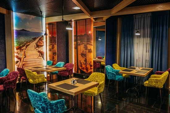 Lamantin : Ресторан Free Flow Ламантин