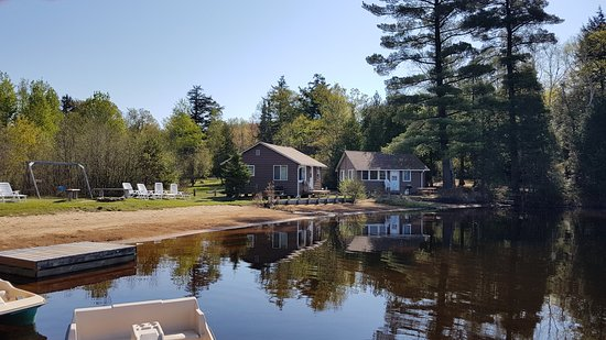 Bilde fra Oxtongue Lake