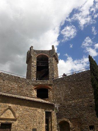 Fortezza di Montalcino: Fortezza
