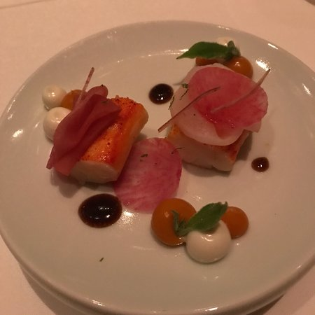 Amber餐厅 - 文华东方酒店照片