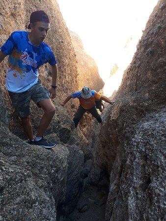 Parque De La Aventura: Trekking Aventura - Cañadón del desafío