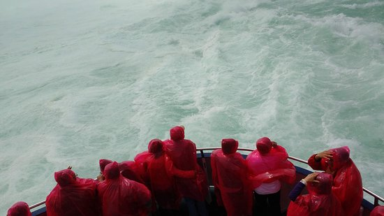 Niagara Falls, Canada: Voyage to the Falls Boat Tour in Canada ภาพถ่าย