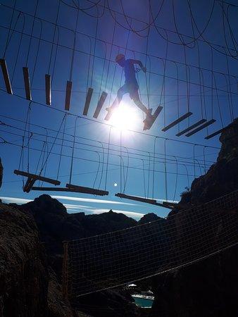 Parque De La Aventura: Juegos Aéreos - Nivel 03