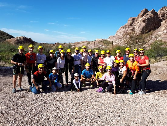 Parque De La Aventura: Inicio Actividades de Montaña