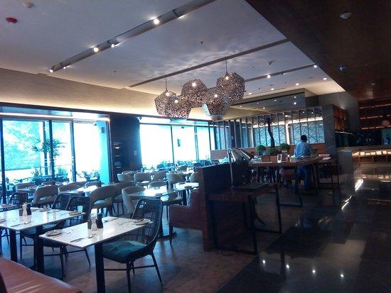 Hyatt Regency Andares Guadalajara: Restaurante la Cassola, Hotel Hyatt.