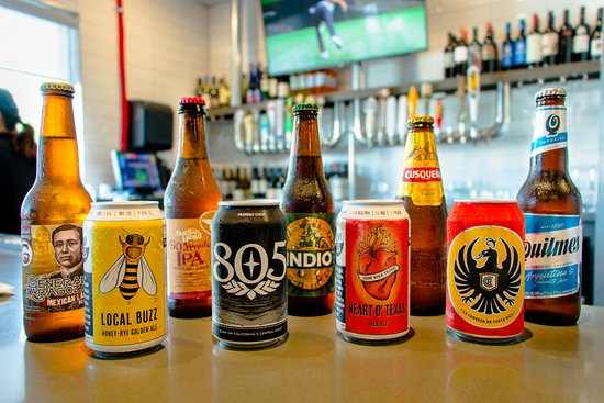 Kocina Il Forno : Some of our beers available