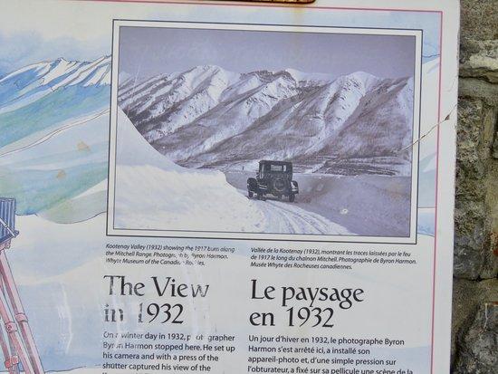 Kootenay Valley Viewpoint: Info
