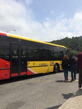 Bus Mallorca : BUS L211