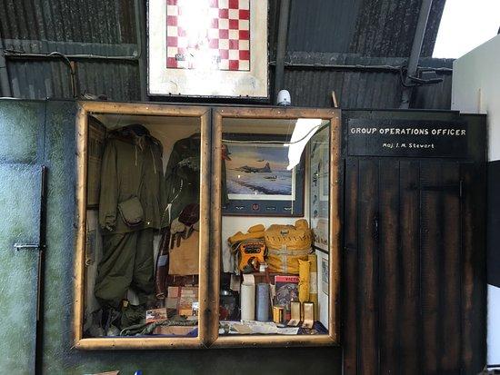 453rd Bombardment Group Museum: Exhibit 2