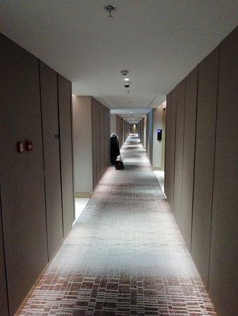 Chengdu Marriott Hotel Financial Centre Photo