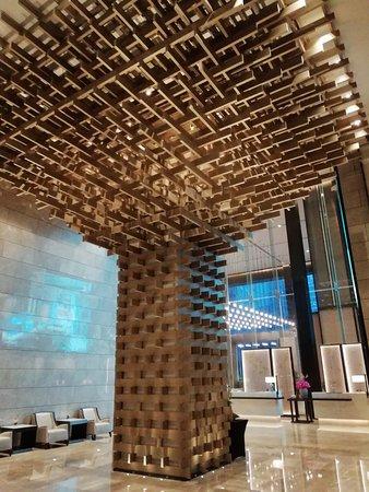 Chengdu Marriott Hotel Financial Centre: Lobby area