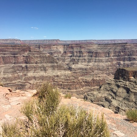 Grand Canyon West Rim and Hoover Dam Tour from Las Vegas with Optional Skywalk: Gran Cañon