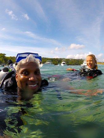 Dive Cabarete: Diving is always fun!