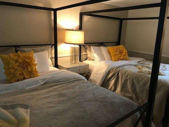 Starlight Lodge North Conway: Super cute room!