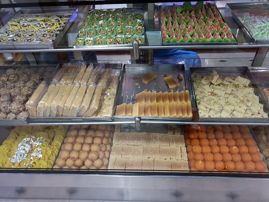 Mishra Pedha: Mysore Pak and Other Sweets