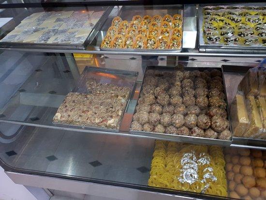 Mishra Pedha: Kaju Sweets and Jalebi
