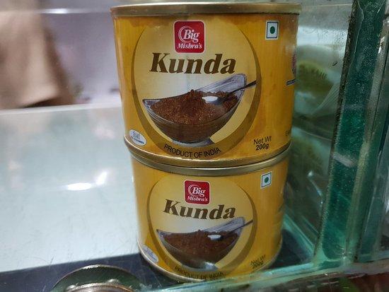 Mishra Pedha: Packed Kunda