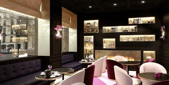 Prestige Suite Salon - Fauchon L'Hotel Paris işletmesinin resmi - Tripadvisor