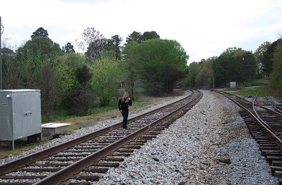 Grantville, Georgien: A caminho de Woodbury