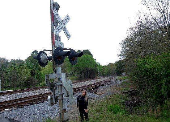 Grantville, Georgien: chegando em Woodbury
