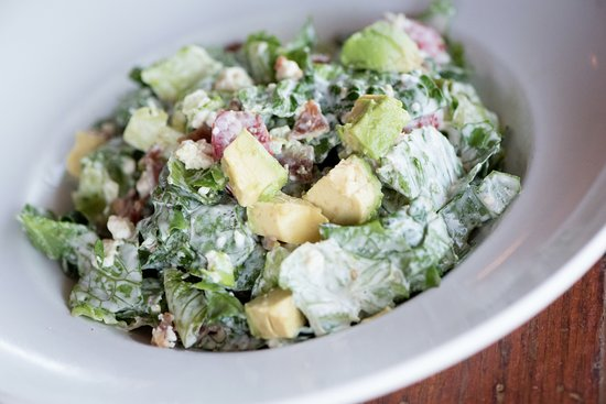 Lafayette's Music Room : BLT Chopped Salad