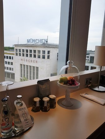 H4 Hotel Muenchen Messe: Studio