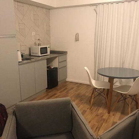 Bilde fra CH Madero Urbano Suites