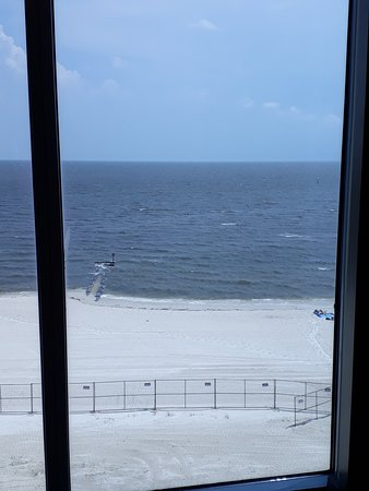 South Beach Biloxi Hotel & Suites : South Beach Hotel Biloxi view from 2 bedroom suite