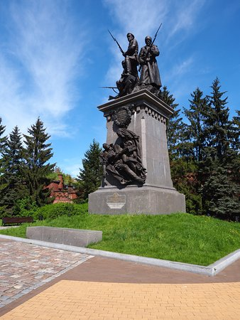 Monument to the heroes of World War I