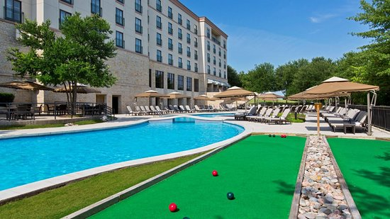 Bocce Ball at Westin Stonebriar Resort & Golf Club - Picture of ...