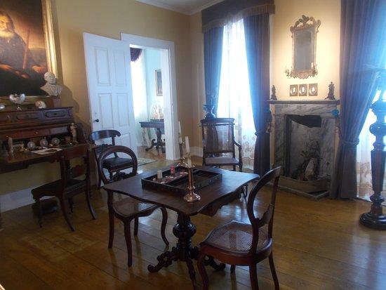 Museu Romantico: Sala da gioco