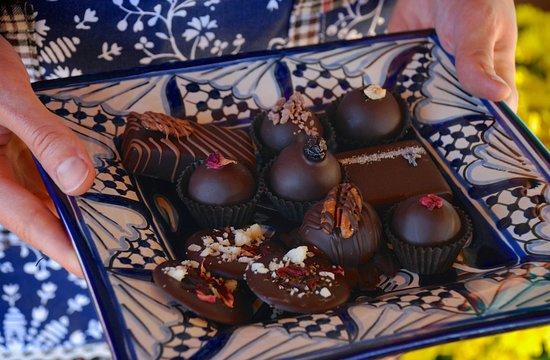 Kakawa Chocolate House: So many house made options!