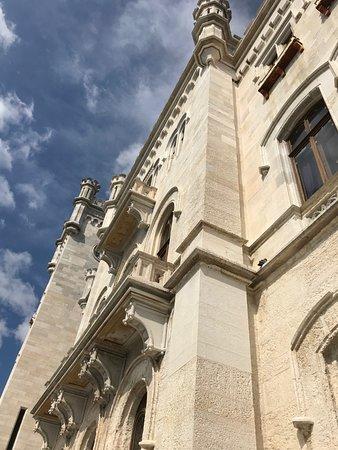 Castello di Miramare - Museo Storico: Il Castello