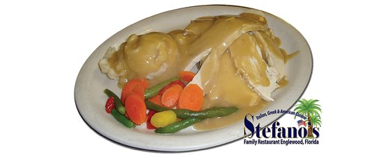 Stefano's Family Restaurant: Lunch and Dinner Specials Daily