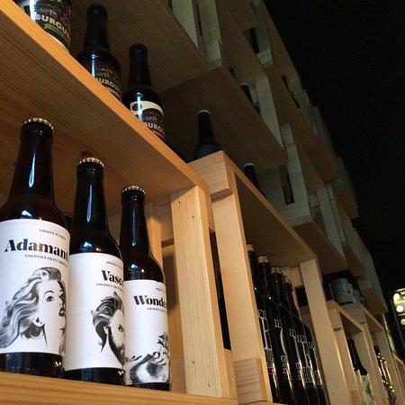 Letraria - Craft Beer Garden Porto Foto