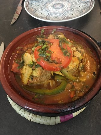 Le Marrakech: couscous royal