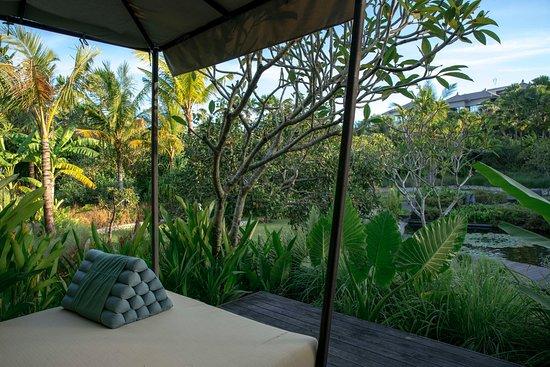 The Ritz-Carlton, Bali : Pavilion Villa Gazebo