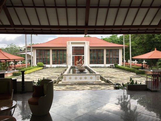 Sijori Resort & Spa: lobby